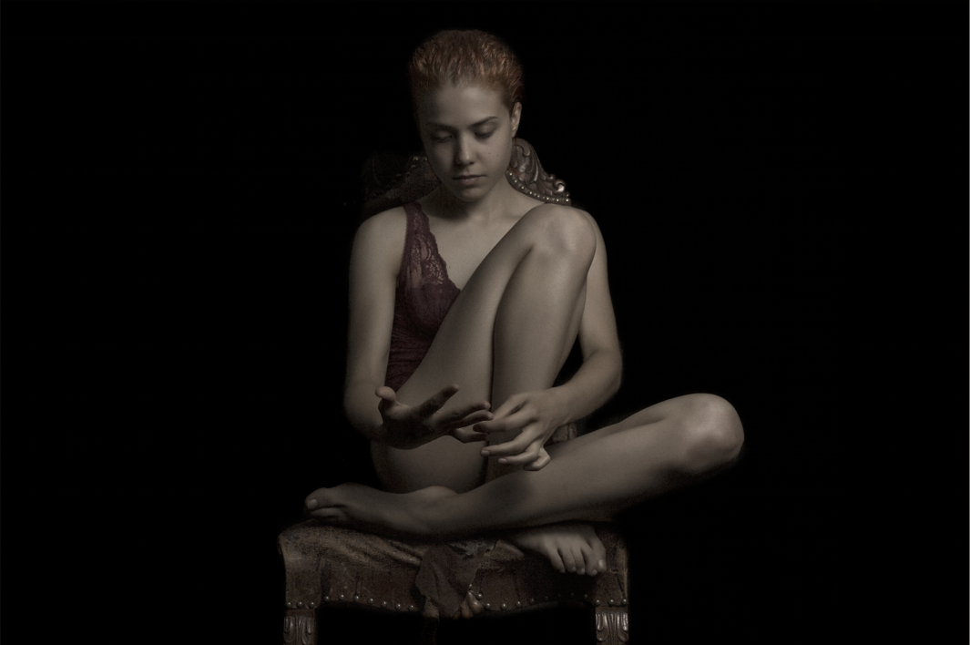 LA DELICADEZA |Digital de Carlota Lobo | Compra arte en Flecha.es