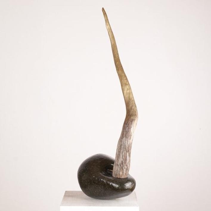 Vector |Escultura de Juan Manuel Leiva | Compra arte en Flecha.es