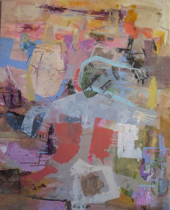 STREET ART |Pintura de PGW | Compra arte en Flecha.es
