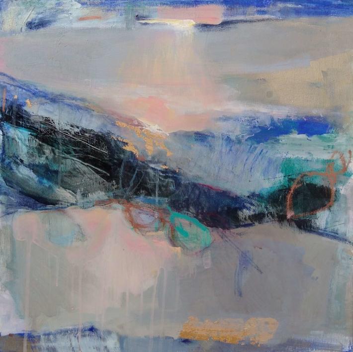 Distant Horizons 4 |Pintura de Magdalena Morey | Compra arte en Flecha.es