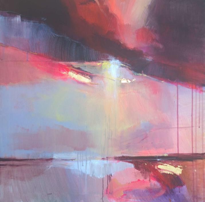 Unreachable |Pintura de Magdalena Morey | Compra arte en Flecha.es