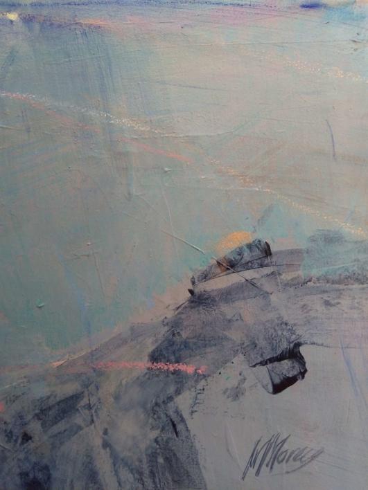 Across the Bay   Pintura de Magdalena Morey   Compra arte en Flecha.es