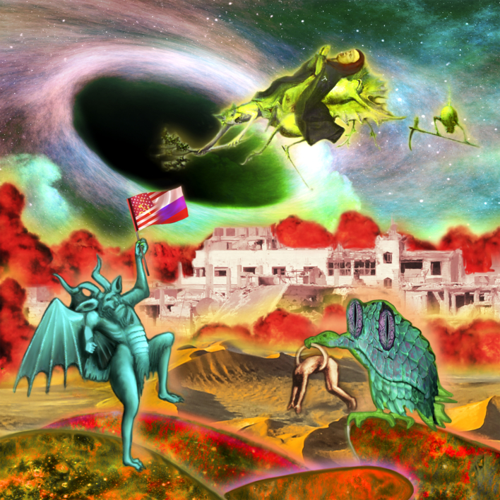 No Mercy  Digital de Helena Revuelta   Compra arte en Flecha.es