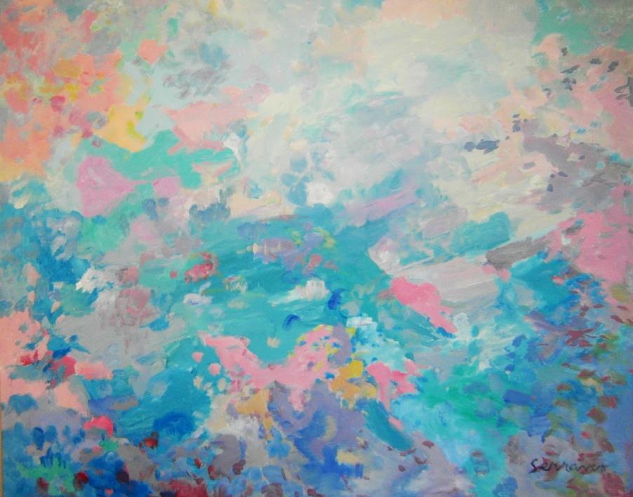 Apocalipsis |Pintura de Guillermo Serrano de Entrambasaguas | Compra arte en Flecha.es