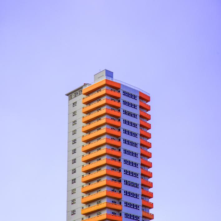 Purple Havana |Fotografía de Álvaro Torres | Compra arte en Flecha.es