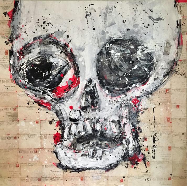 sans titre | Collage de Aaron Bueso | Compra arte en Flecha