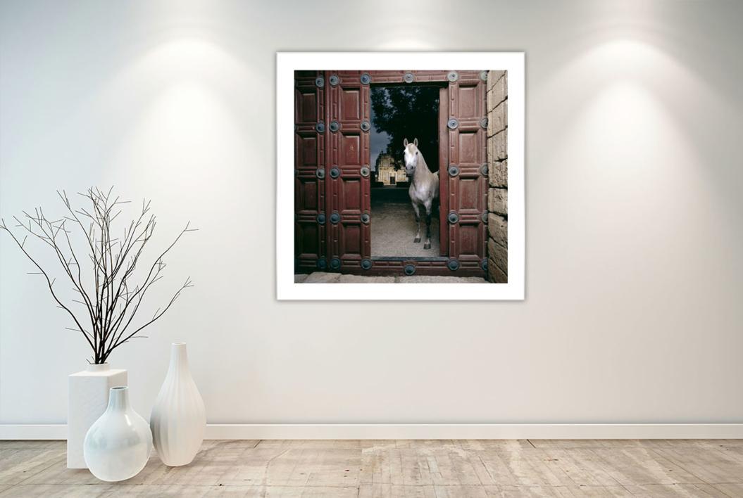 Entrada del Monasterio de la Cartuja | Fotografía de Peter Müller Peter | Compra arte en Flecha.es