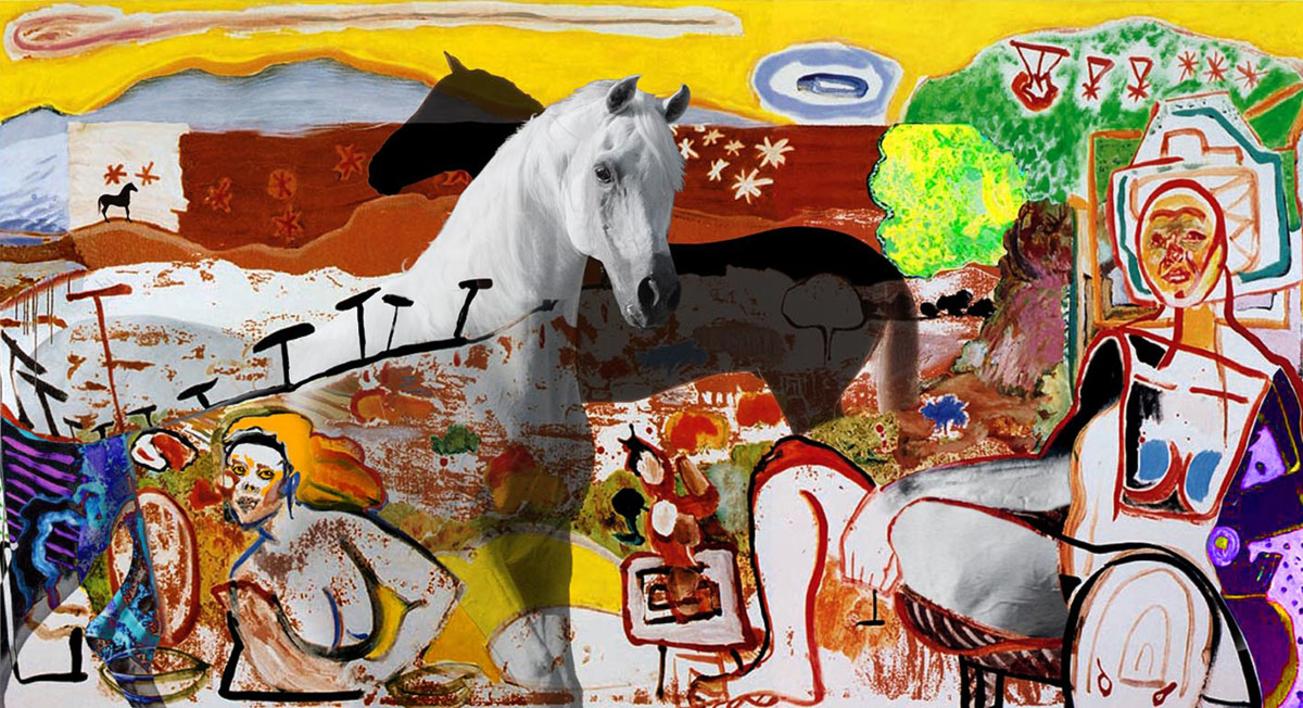Europa |Obra gráfica de Peter Müller Peter | Compra arte en Flecha.es