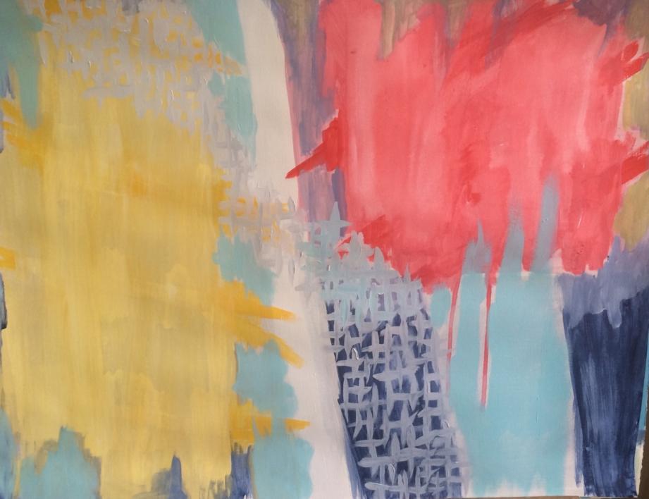CHILDHOOD II |Pintura de Iraide Garitaonandia | Compra arte en Flecha.es