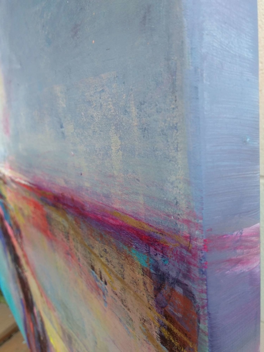 Step by Step 2 | Pintura de Magdalena Morey | Compra arte en Flecha.es