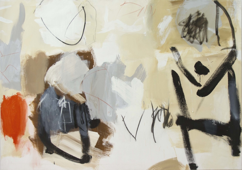 Jazzy |Pintura de Eduardo Vega de Seoane | Compra arte en Flecha.es