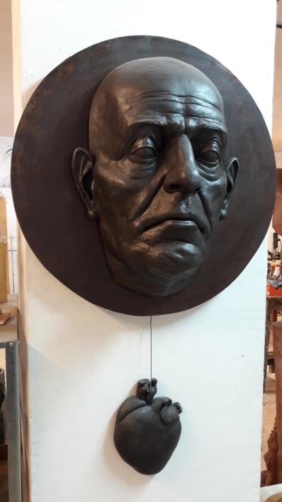 Sin título  Escultura de Francisco Hernández Díaz   Compra arte en Flecha.es