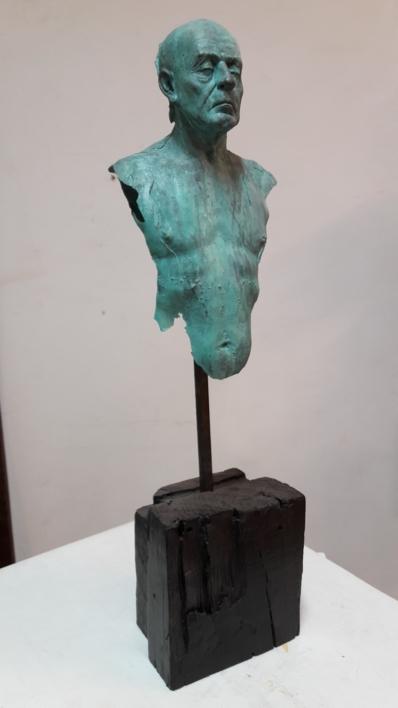 Sin título |Escultura de Francisco Hernández Díaz | Compra arte en Flecha.es