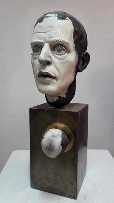 Sin título (Pieza única) |Escultura de Francisco Hernández Díaz | Compra arte en Flecha.es