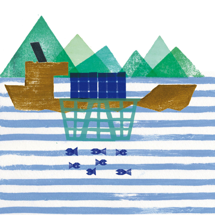 Fluvial |Digital de Teresa Arroyo Corcobado | Compra arte en Flecha.es