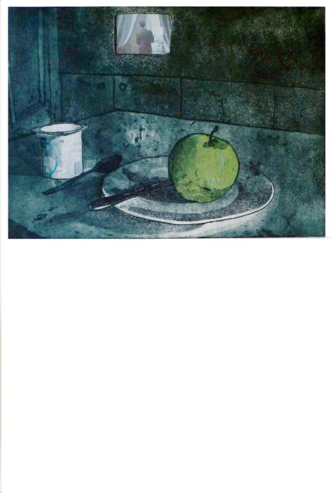 Clave de la desolación : 70 calorías |Obra gráfica de Ana Valenciano | Compra arte en Flecha.es