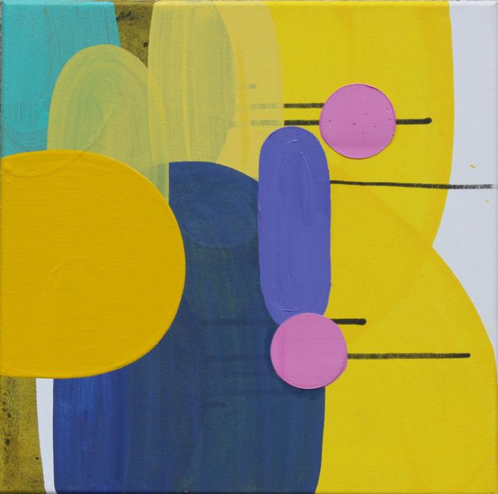 Tell her no |Pintura de Sergi Clavé | Compra arte en Flecha.es