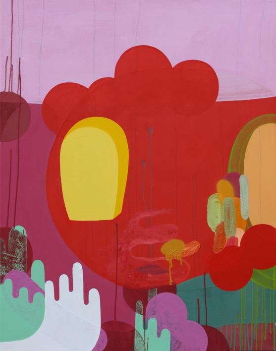 Je changerais d'avis |Pintura de Sergi Clavé | Compra arte en Flecha.es