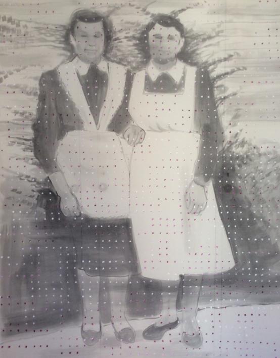 Sábana 2 |Pintura de Alison South | Compra arte en Flecha.es