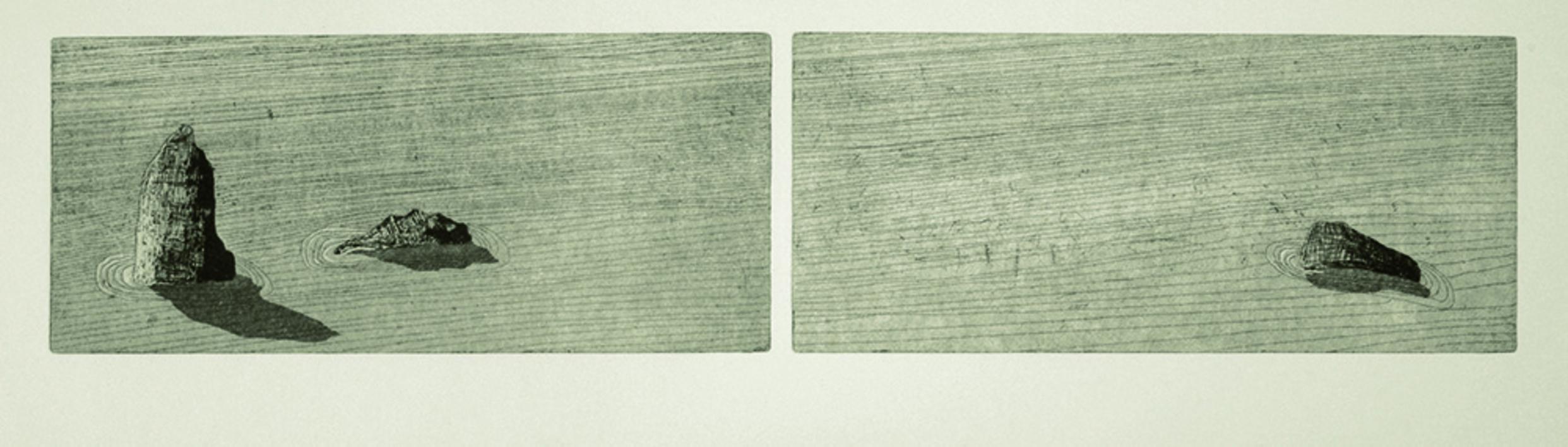 Jardín Zen |Obra gráfica de Prado de Fata | Compra arte en Flecha.es
