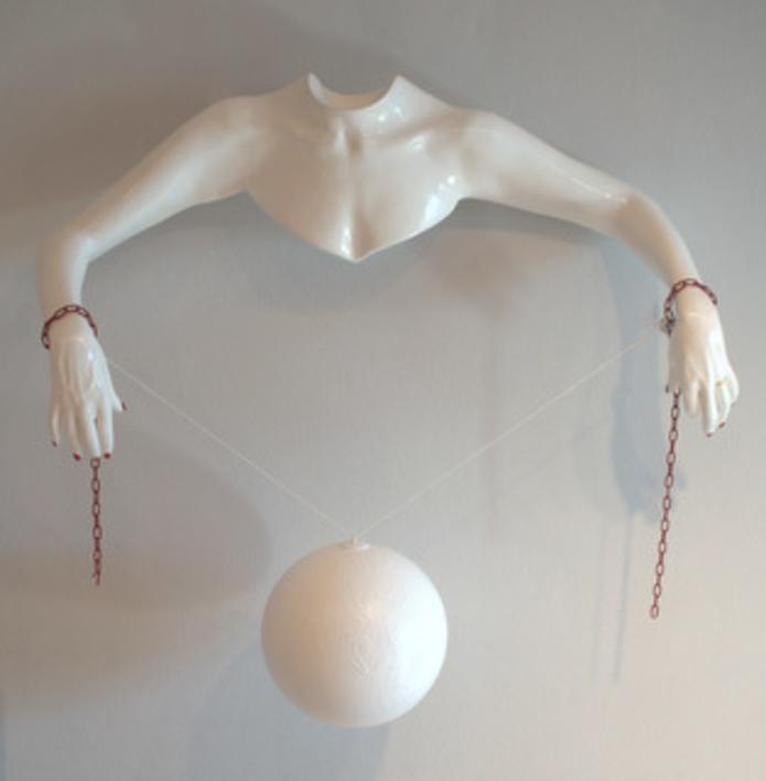 Madre y Tierra |Escultura de Patricia Glauser | Compra arte en Flecha.es