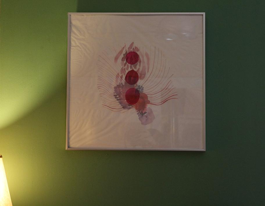 Filamentos | Dibujo de María X. Fernández | Compra arte en Flecha.es