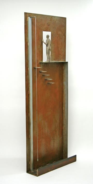 Pensamiento escondido   Escultura de Marta Sánchez Luengo   Compra arte en Flecha.es