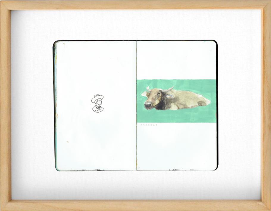 Carabao |Obra gráfica de Pablo Colomo | Compra arte en Flecha.es