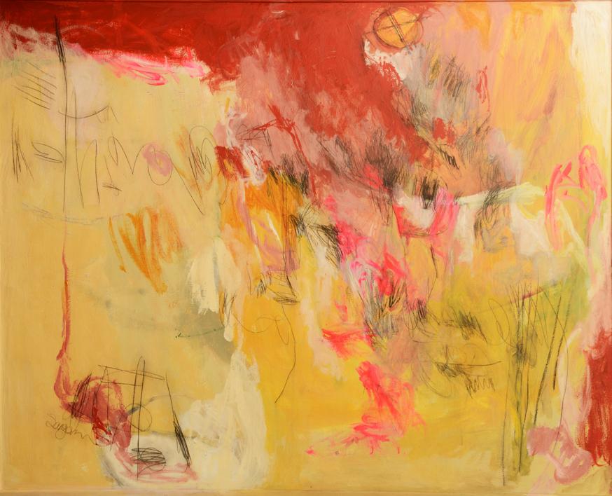 DESDE LA MAGIA |Pintura de Sargam | Compra arte en Flecha.es