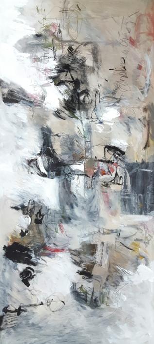 EL ANCHO CORAZÓN DE LOS HÉROES |Pintura de Sargam | Compra arte en Flecha.es