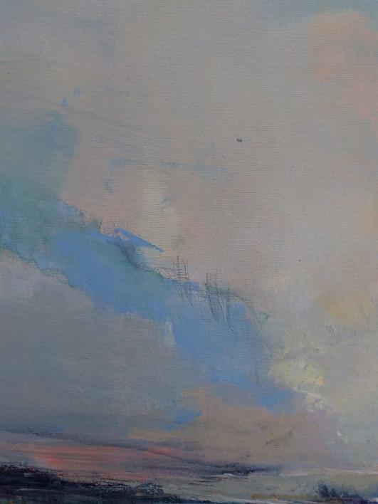 Step by Step 7 | Pintura de Magdalena Morey | Compra arte en Flecha.es