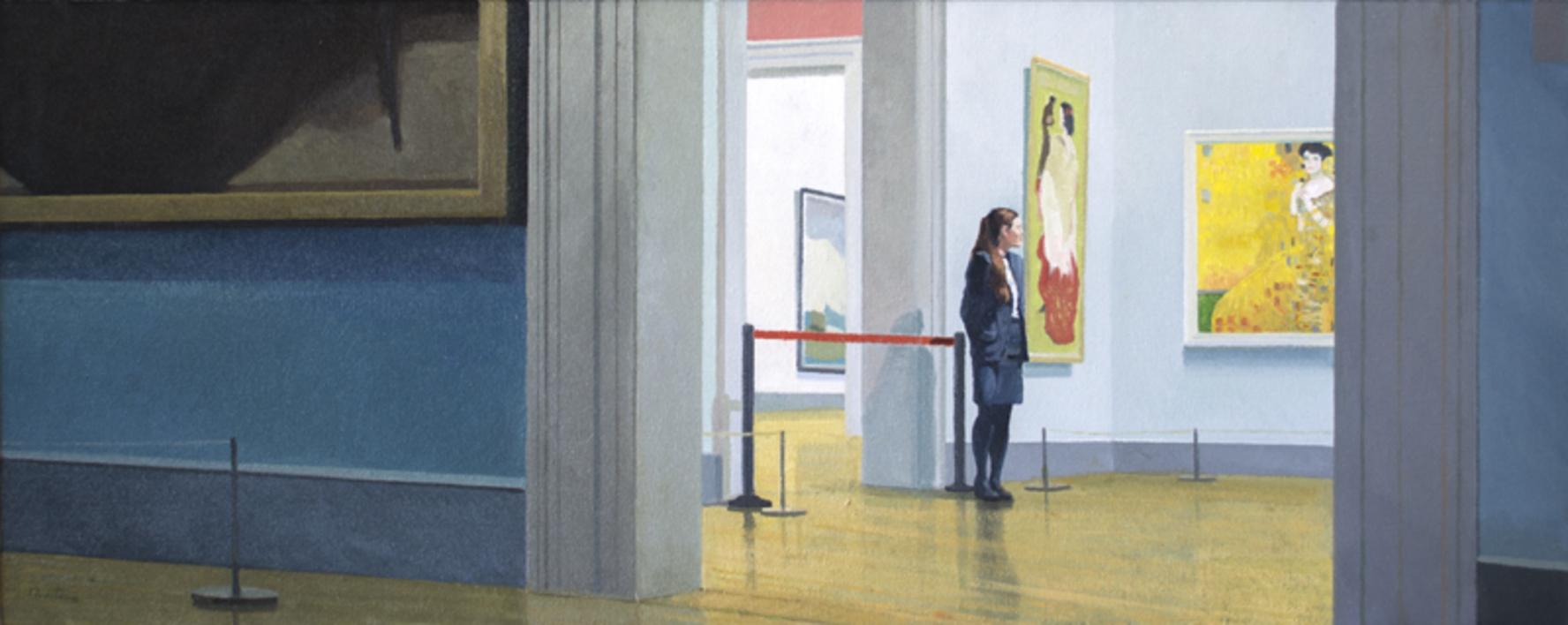 Ad-miradas |Pintura de Orrite | Compra arte en Flecha.es