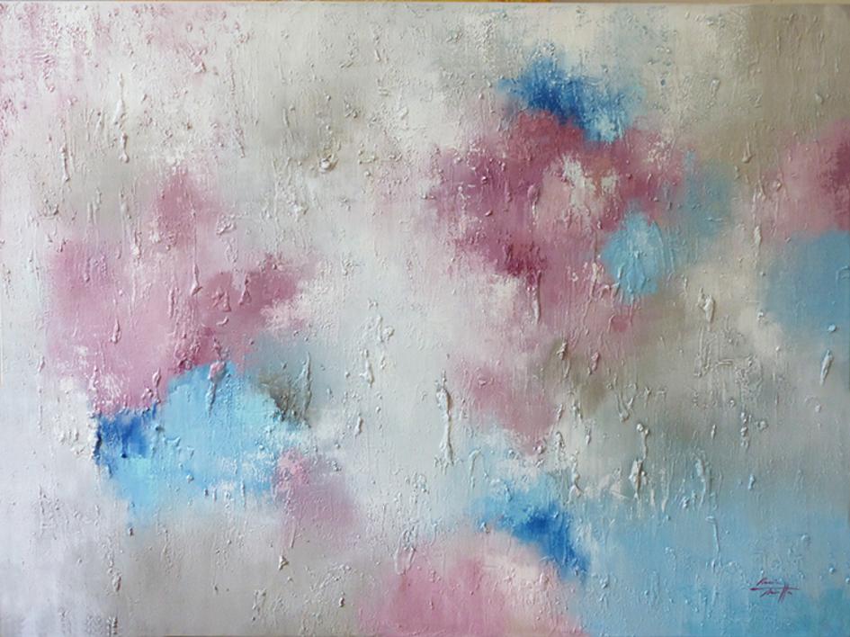 Anhelos |Pintura de Maria Miralles | Compra arte en Flecha.es