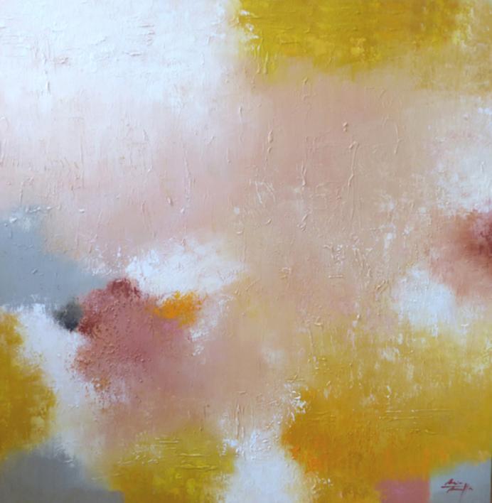 Sogn |Pintura de Maria Miralles | Compra arte en Flecha.es