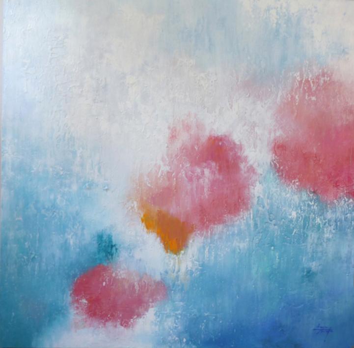 Bergen | Pintura de Maria Miralles | Compra arte en Flecha.es