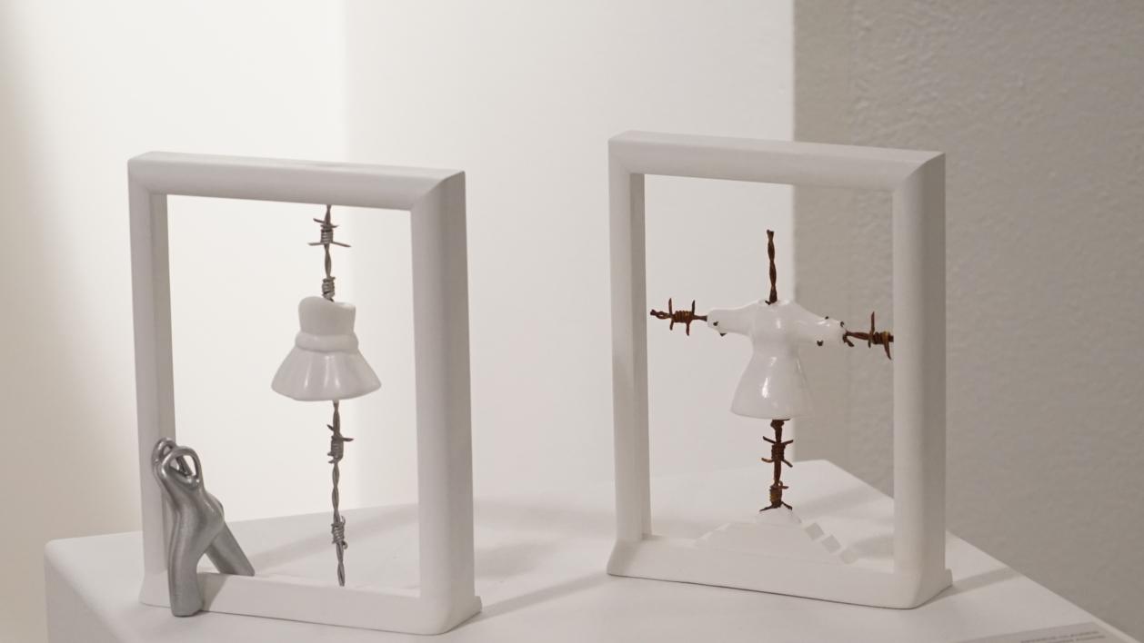 Piedades (serie) |Escultura de Patricia Glauser | Compra arte en Flecha.es