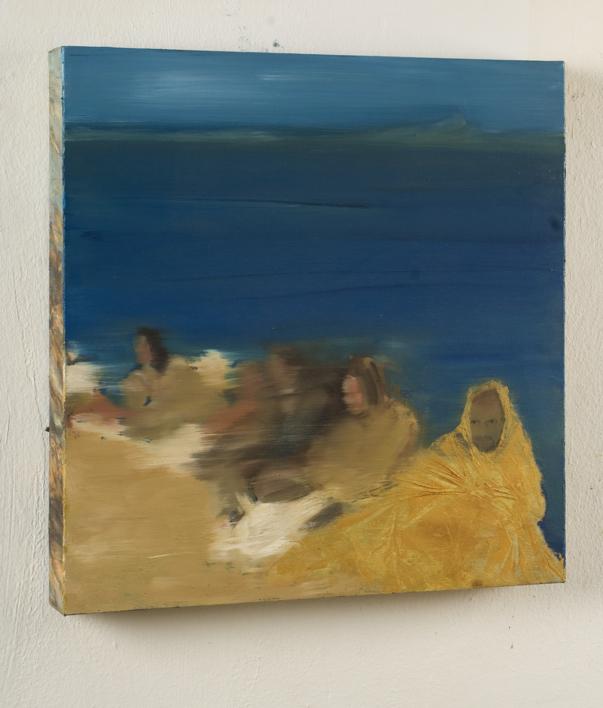 The Crossing I | Pintura de Eliana Perinat | Compra arte en Flecha.es