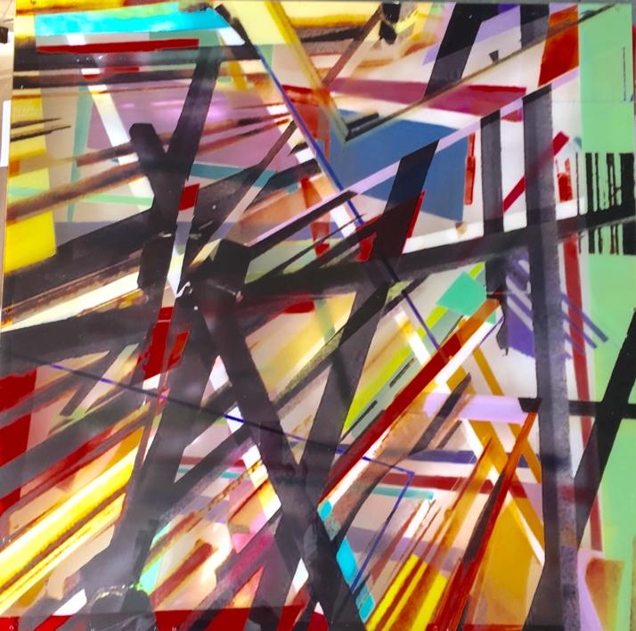 El Nudo |Pintura de Erika Nolte | Compra arte en Flecha.es