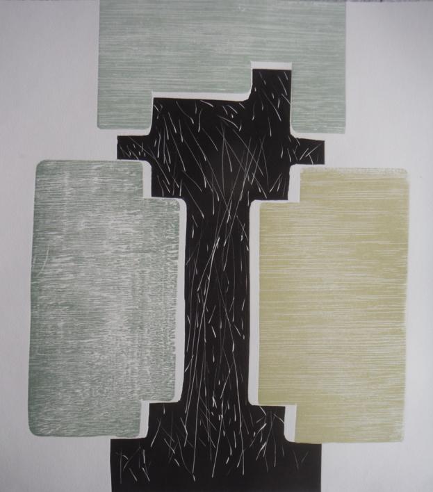 Comienzo |Obra gráfica de Cruz Sánchez | Compra arte en Flecha.es