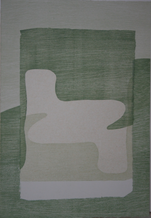 Olarco |Obra gráfica de Cruz Sánchez | Compra arte en Flecha.es