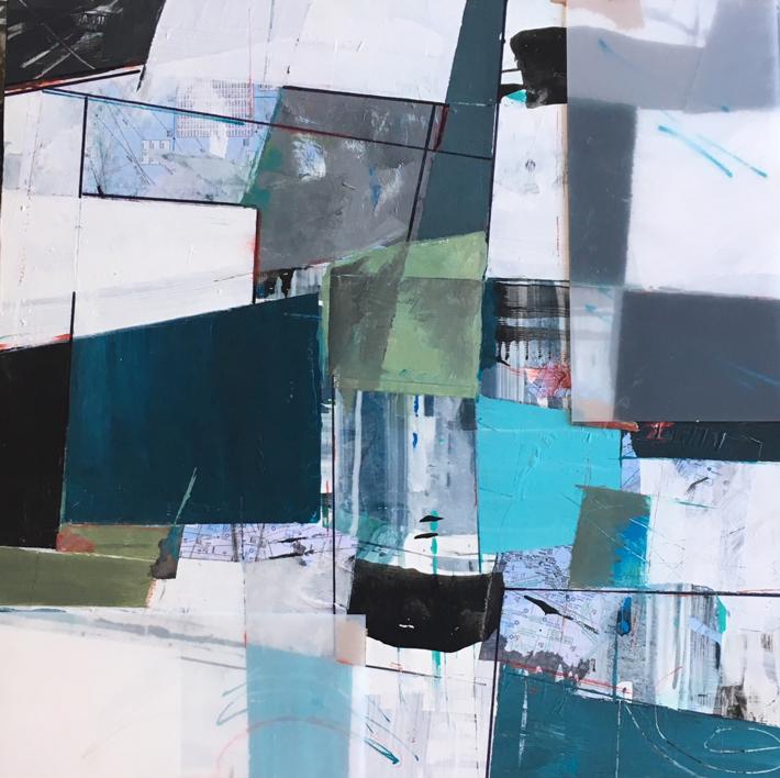 W-2 |Collage de Erika Nolte | Compra arte en Flecha.es