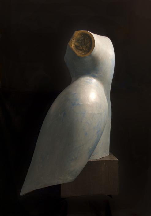 EL ESCOTE | Escultura de Rafael Heredia | Compra arte en Flecha.es