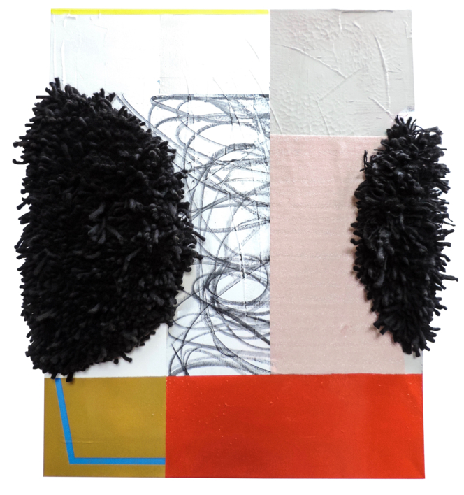 Come Together |Pintura de Nadia Jaber | Compra arte en Flecha.es