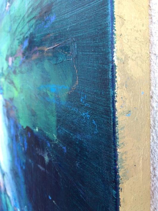A Moment of Reflection | Pintura de Magdalena Morey | Compra arte en Flecha.es