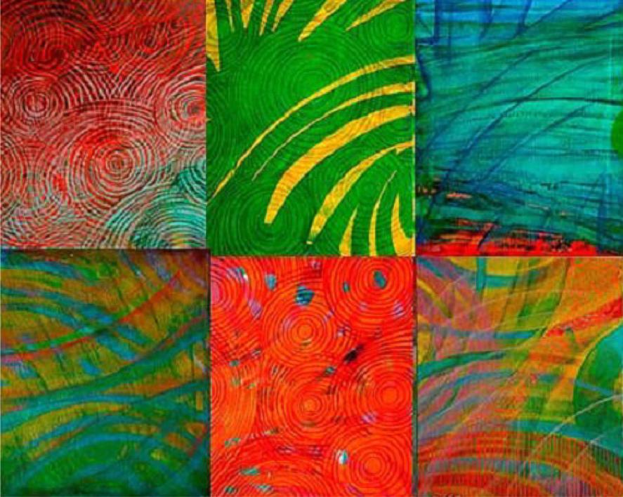 CROMÁTICA 6 |Pintura de MARISE GONZALEZ | Compra arte en Flecha.es