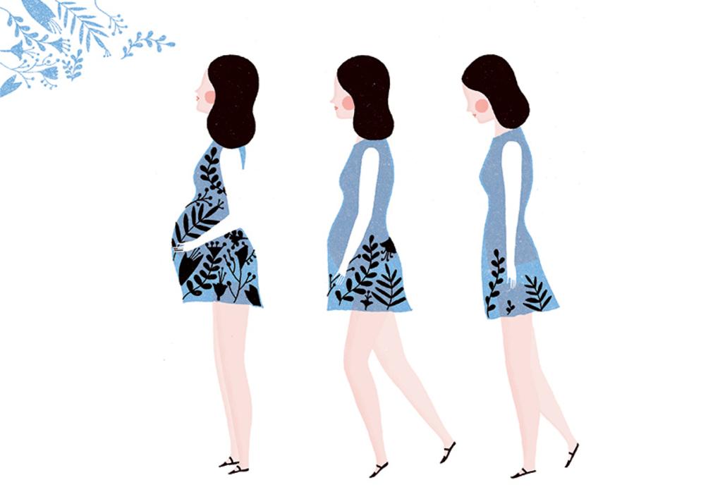 Fases |Dibujo de Marta Antelo | Compra arte en Flecha.es