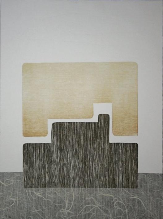 Atalaya |Obra gráfica de Cruz Sánchez | Compra arte en Flecha.es