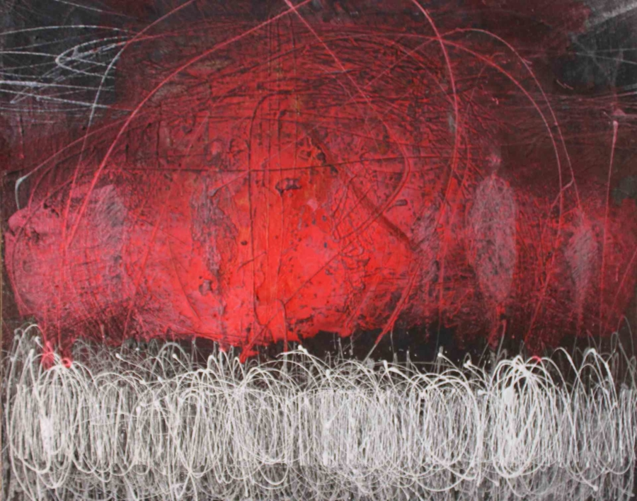 Tracce |Pintura de Policastro | Compra arte en Flecha.es
