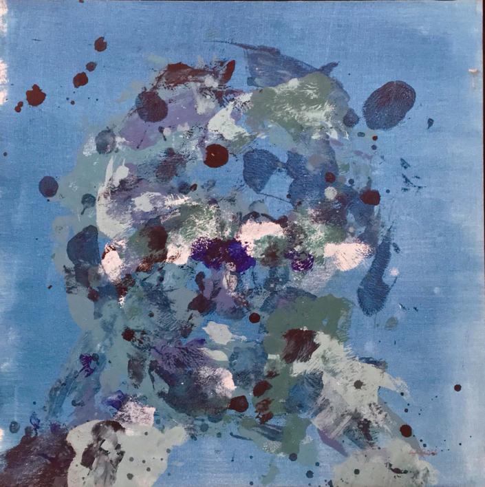sans titre | Pintura de Aaron Bueso | Compra arte en Flecha