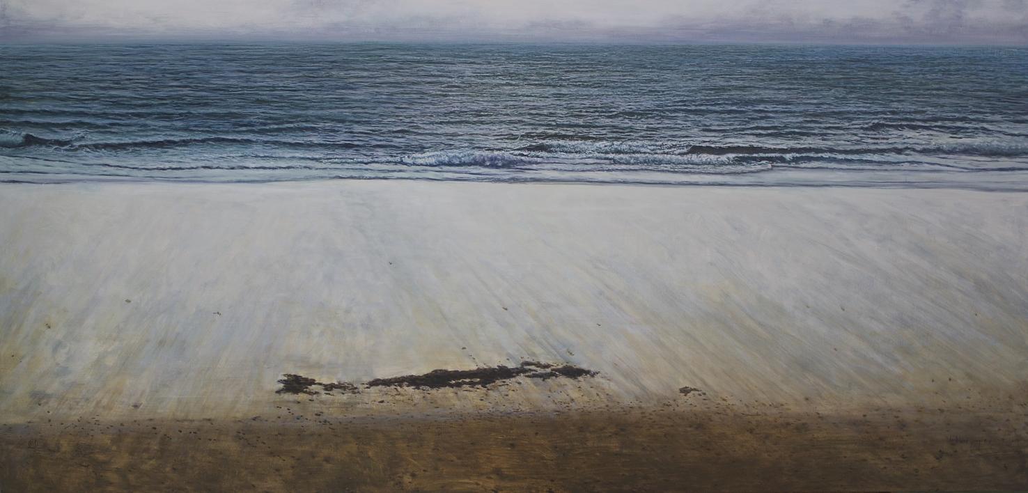 Invierno VI |Pintura de Bartolomé Junquero | Compra arte en Flecha.es